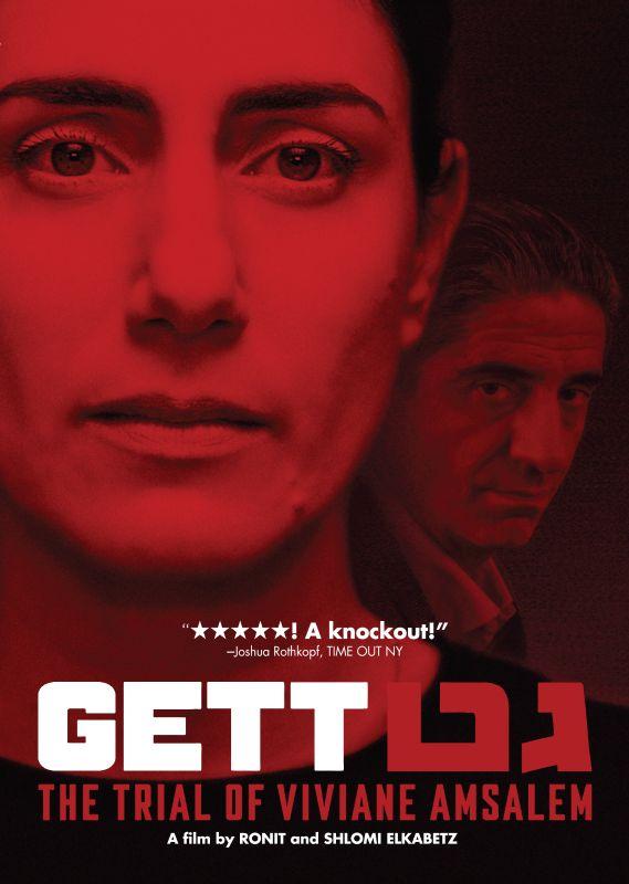 Gett: The Trial of Viviane Amsalem [DVD] [2014] 27882239