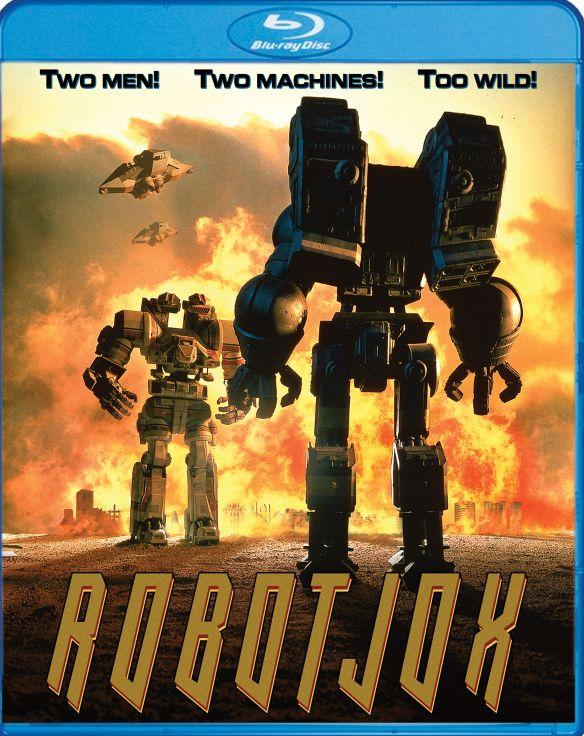Robot Jox [Blu-ray] [1989] 27889241