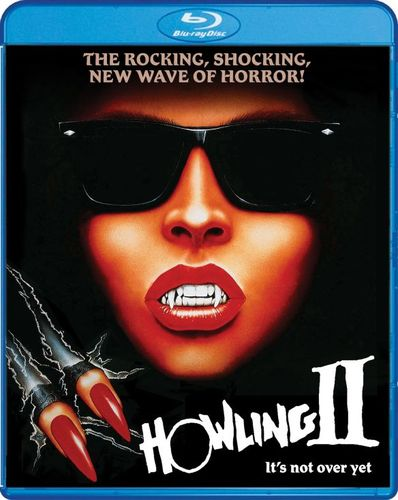 Howling II: Your Sister Is a Werewolf [Blu-ray] [1985] 27889278