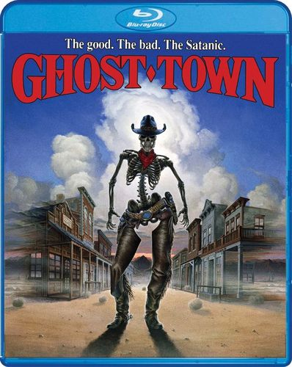 Ghost Town [Blu-ray] [1988] 27889319