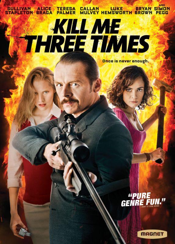 Kill Me Three Times [DVD] [2014] 27908144