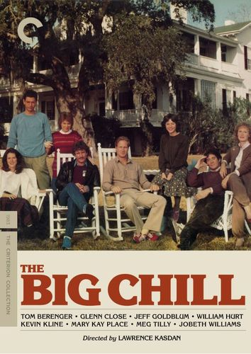 The Big Chill [Criterion Collection] [2 Discs] [DVD] [1983] 27920372