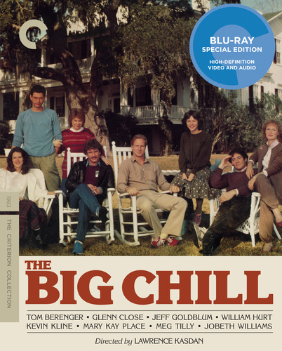The Big Chill [Criterion Collection] [Blu-ray] [1983] 27920381