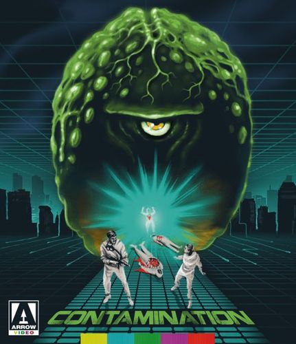 Contamination [2 Discs] [Blu-ray/DVD] [1981] 27930304