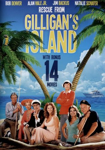Rescue From Gilligan's Island with Bonus 14 Movies [3 Discs] [DVD] 27937197
