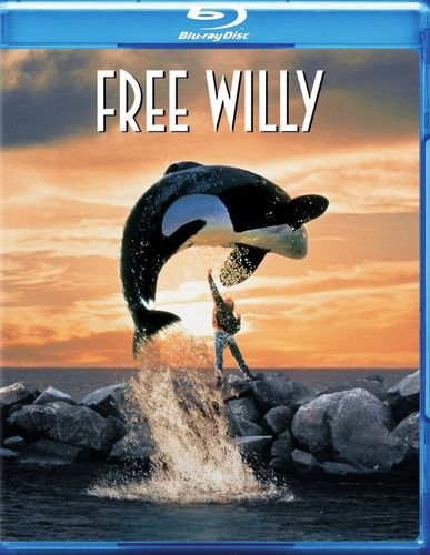 Free Willy [Blu-ray] [1993] 27950143
