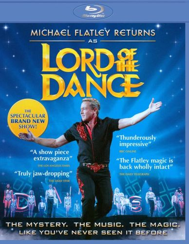 Lord of the Dance [Blu-ray] [2011] 2795058