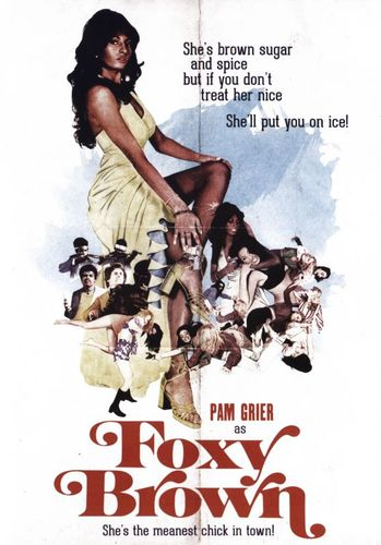 Foxy Brown [DVD] [1974] 27963483