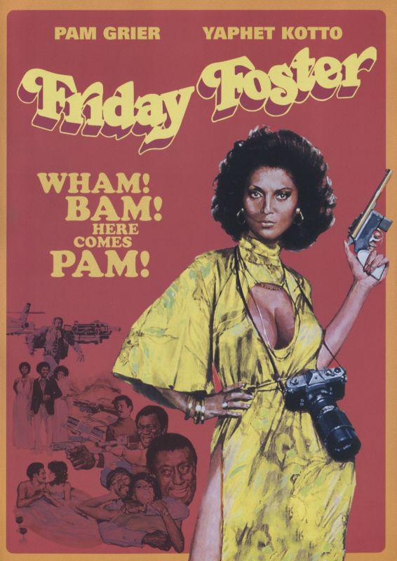 Friday Foster [DVD] [1975] 27963509