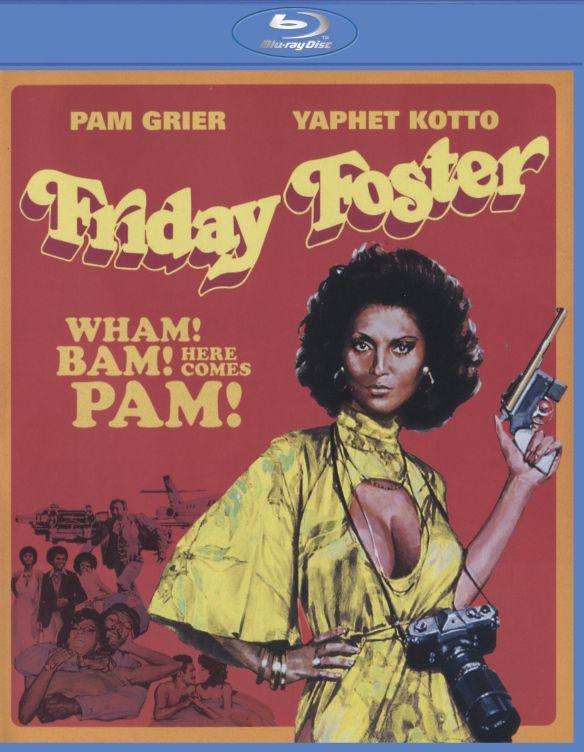Friday Foster [Blu-ray] [1975] 27963518