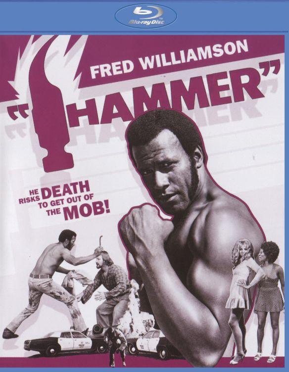Hammer [Blu-ray] [1972] 27963536