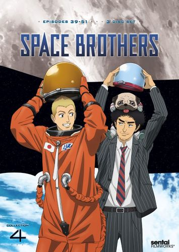 Space Brothers: Collection 4 [3 Discs] [DVD] 27964158