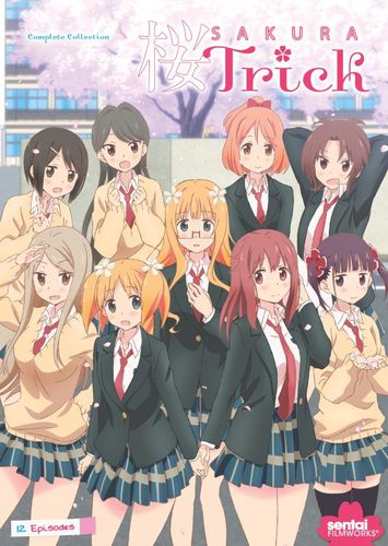 Sakura Trick: Complete Collection [2 Discs] [DVD] 27964272