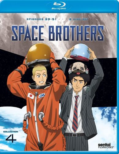 Space Brothers: Collection 4 [2 Discs] [Blu-ray] 27964313