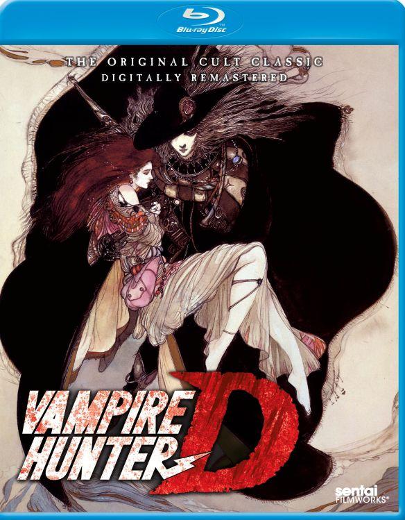 Vampire Hunter D [Blu-ray] [1985] 27964455