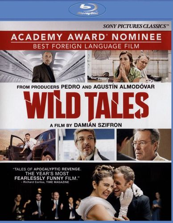 Wild Tales [Blu-ray] [2014] 27978337