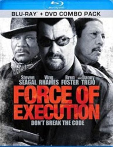 Force of Execution [2 Discs] [Blu-ray/DVD] [2013] 2797973