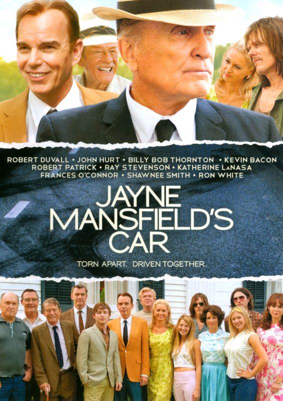 Jayne Mansfield's Car [DVD] [2012] 2797991
