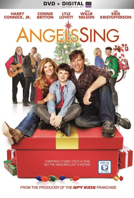 Angels Sing [Includes Digital Copy] [UltraViolet] [DVD] [2013] 2798332
