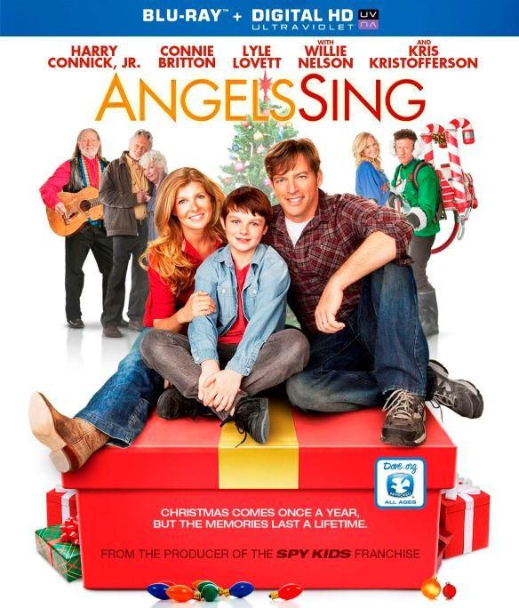 Angels Sing [Includes Digital Copy] [UltraViolet] [Blu-ray] [2013] 2798341