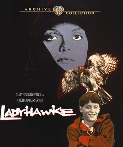 Ladyhawke [Blu-ray] [1985] 27999277