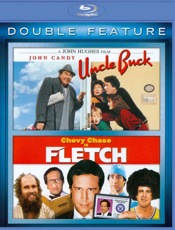 Uncle Buck/Fletch [2 Discs] [Blu-ray] 2800233