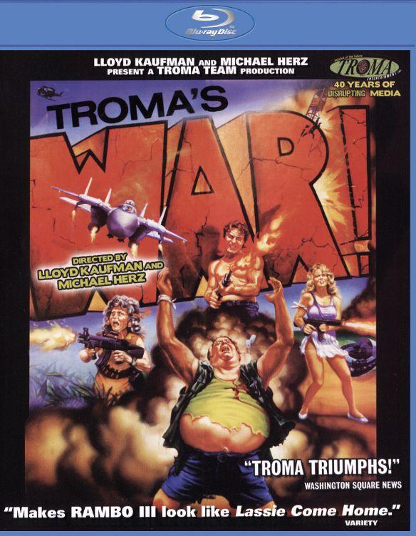 Troma's War [Blu-ray] [1988] 28029171