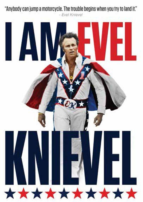 I Am Evel Knievel [DVD] [2014] 28045167