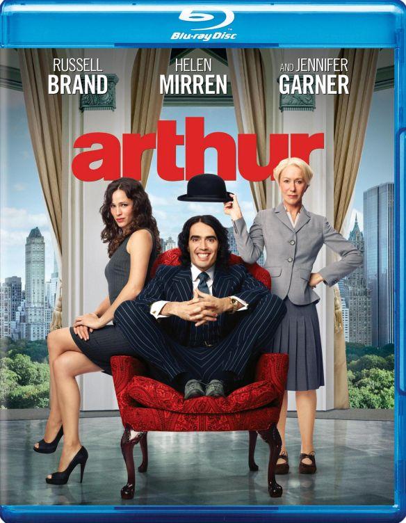 Arthur [Blu-ray] [2011] 2804649
