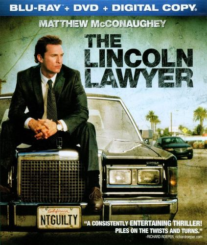 The Lincoln Lawyer [2 Discs] [Includes Digital Copy] [Blu-ray/DVD] [2011] 2808609
