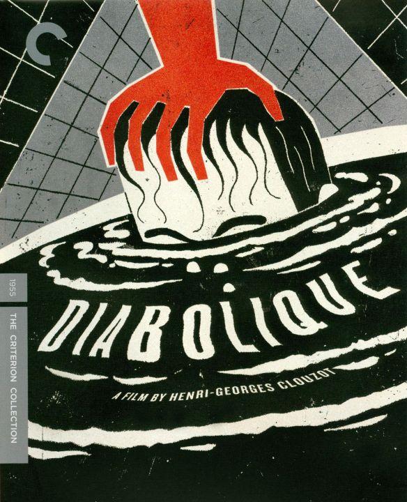 Diabolique [Criterion Collection] [Blu-ray] [1954] 2821045
