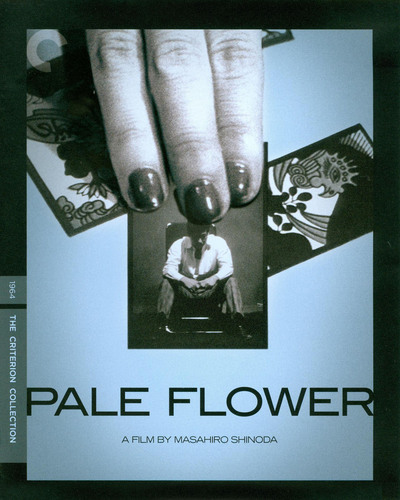 Pale Flower [Criterion Collection] [Blu-ray] [1963] 2821054