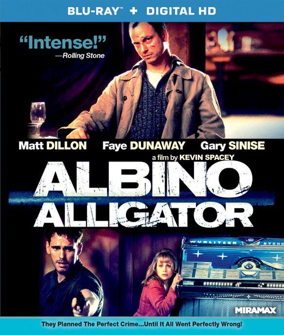 Albino Alligator [Blu-ray] [1996] 28215228