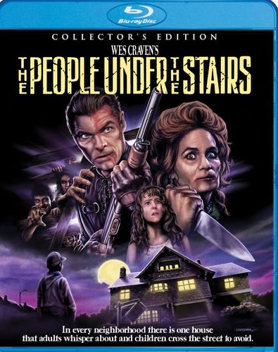 The People Under the Stairs [Blu-ray] [1991] 28232162