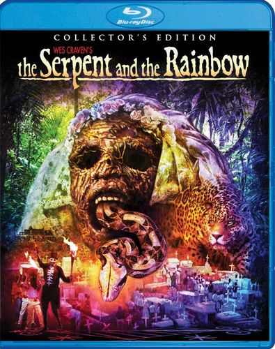 The Serpent and the Rainbow [Blu-ray] [1987] 28232213