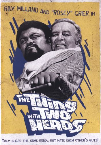 The Thing with Two Heads [DVD] [1972] 28244271