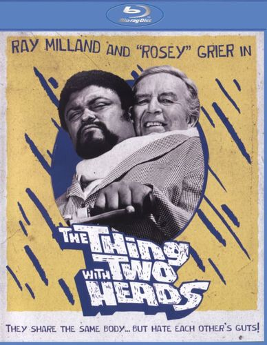 The Thing with Two Heads [Blu-ray] [1972] 28244427