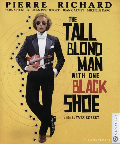 The Tall Blond Man with One Black Shoe [Blu-ray] [1972] 28269955