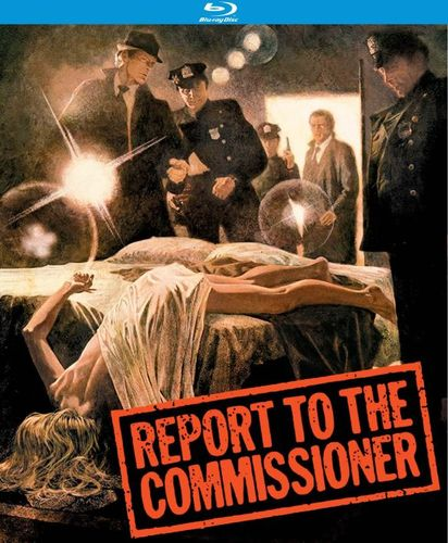 Report to the Commissioner [Blu-ray] [1975] 28330172