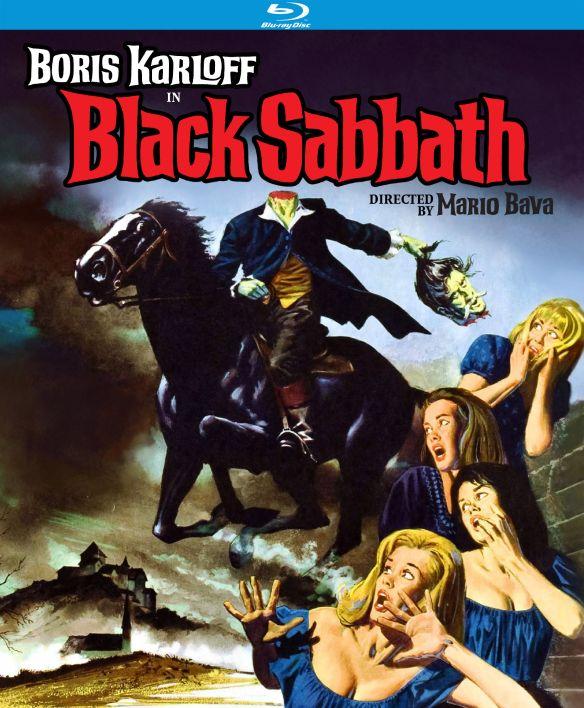 Black Sabbath [Blu-ray] [1963] 28330181