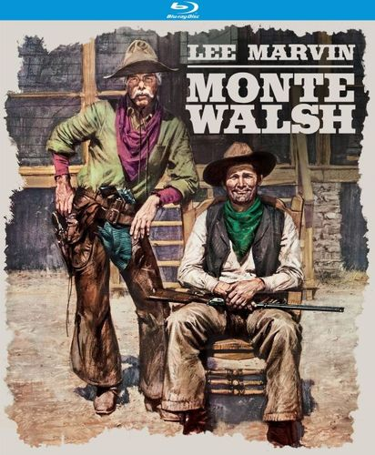 Monte Walsh [Blu-ray] [1970] 28330205
