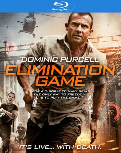 Elimination Game [Blu-ray] [2014] 28332249