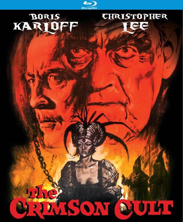The Crimson Cult [Blu-ray] [1968] 28335159