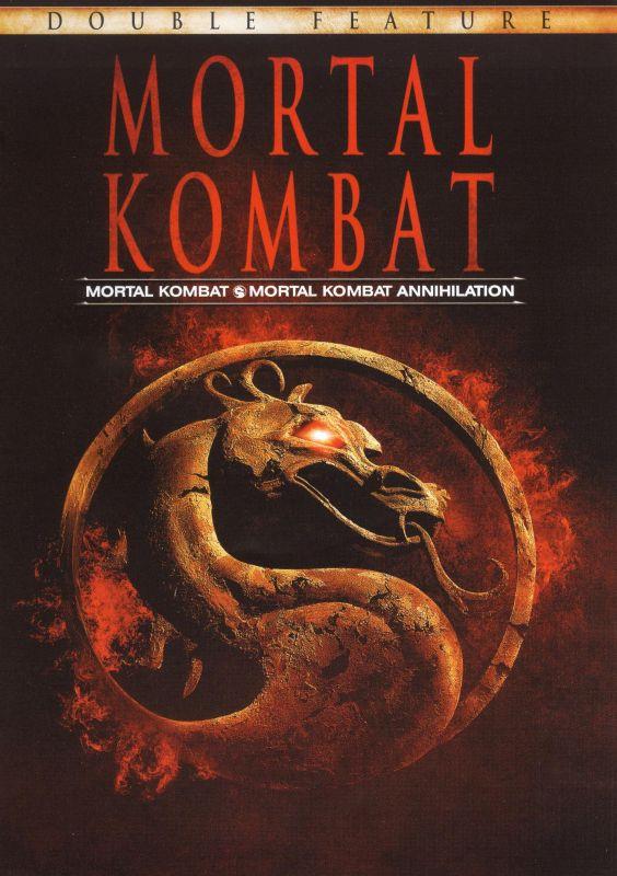Mortal Kombat/Mortal Kombat: Annihilation [DVD] 2834368