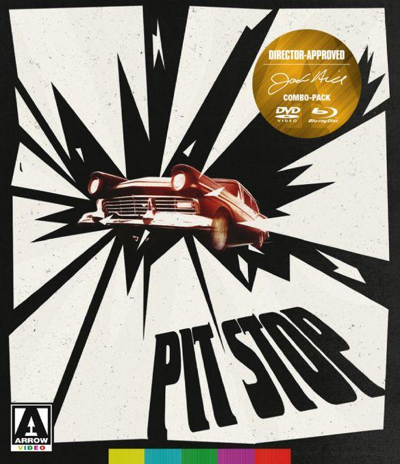 Pit Stop [2 Discs] [Blu-ray/DVD] [1969] 28391235