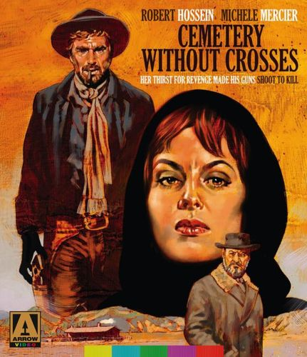 Cemetery Without Crosses [2 Discs] [Blu-ray/DVD] [1969] 28392542