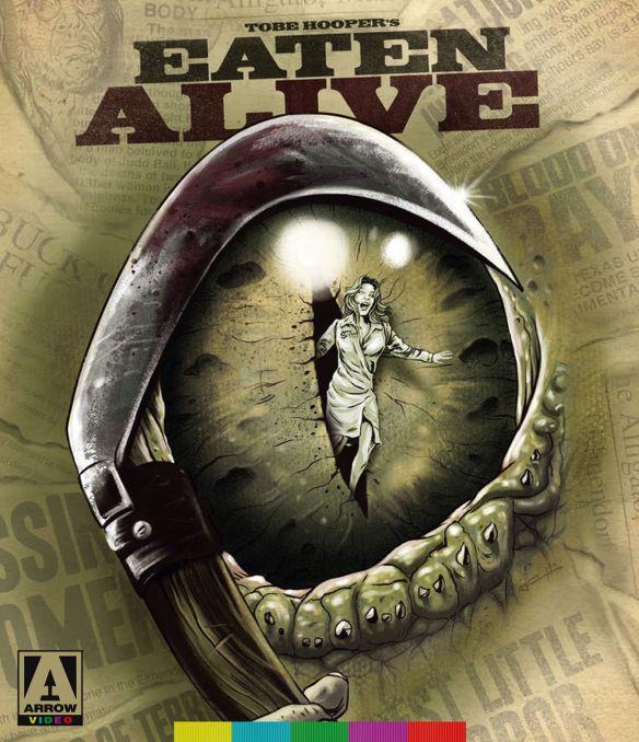 Eaten Alive [2 Discs] [Blu-ray/DVD] [1976] 28392597