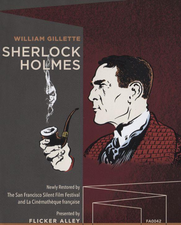 Sherlock Holmes [Blu-ray] [1916] 28409148
