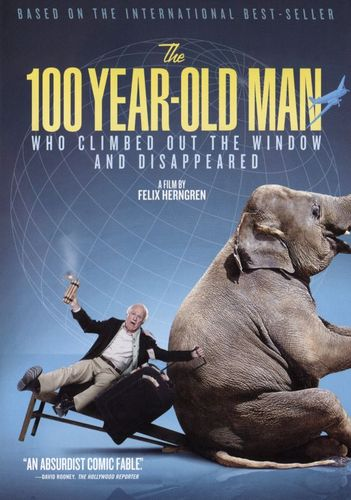 The 100-Year-Old Man Who Climbed Out the Window and Disappeared [DVD] [2013] 28414185