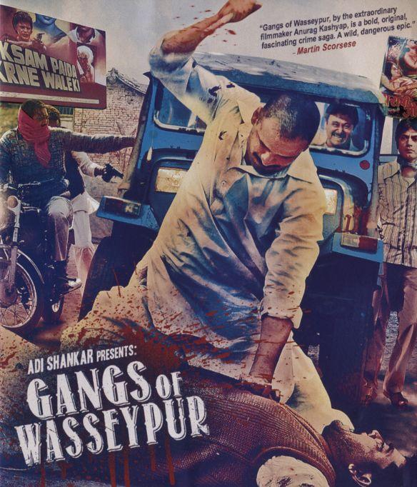 Gangs of Wasseypur [2 Discs] [Blu-ray] [2012] 28417206